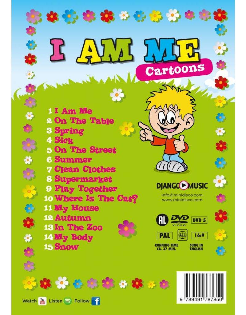 I Am Me DVD
