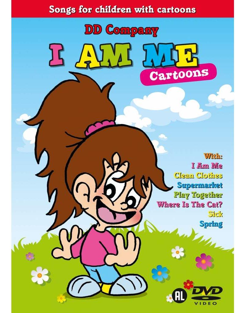 I AM ME - English version Toddler Plate DVD