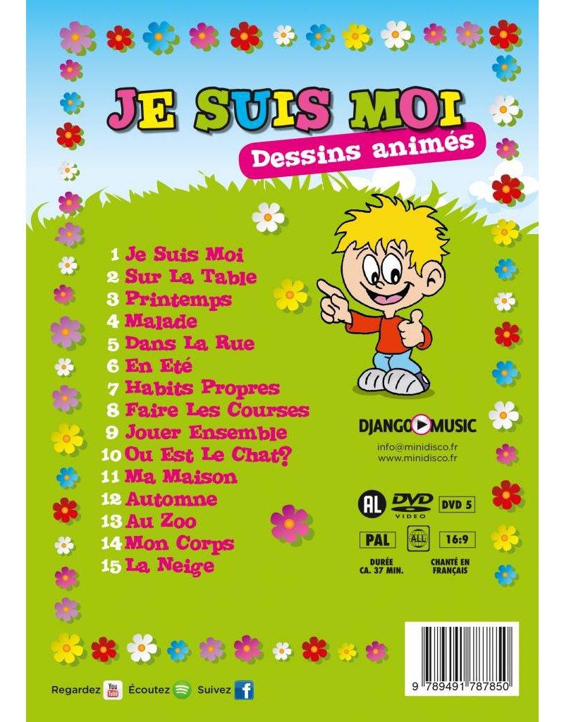 JE SUIS MOI - DVD Frances Compl. canciones y videos para niños