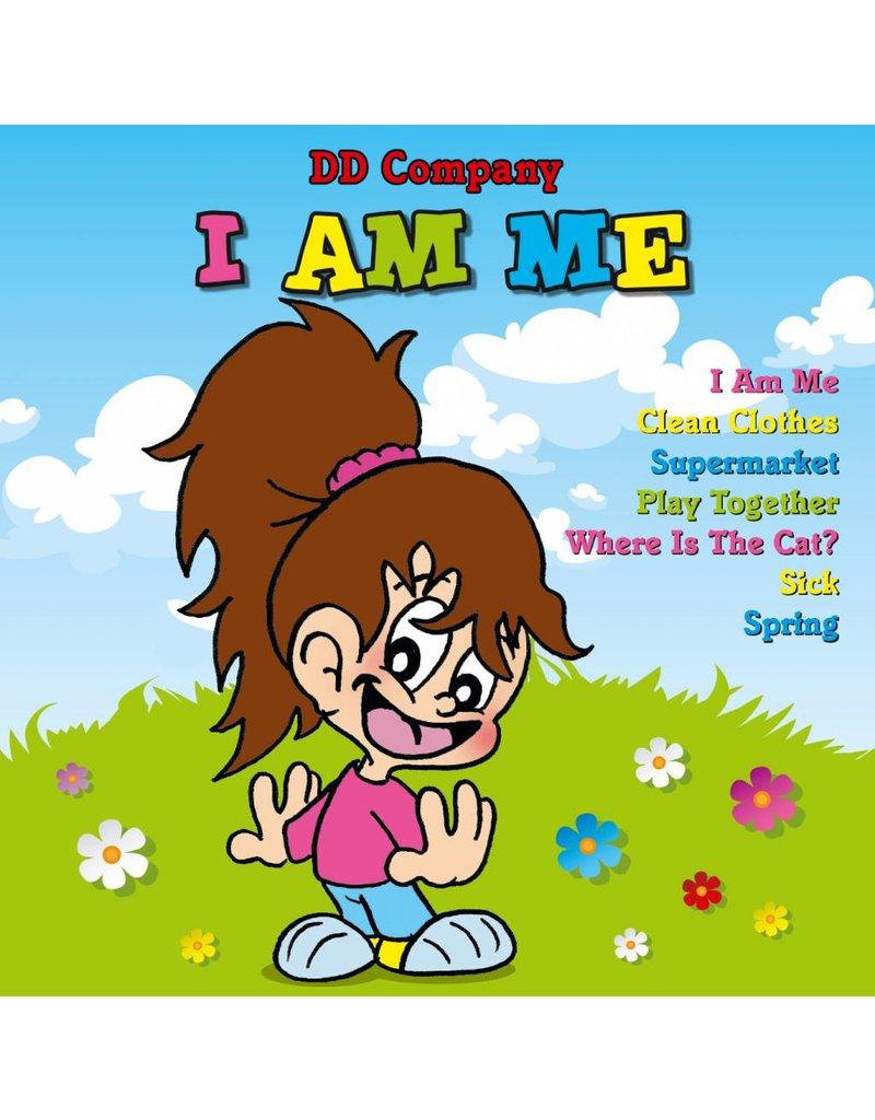 I AM ME - CD Anglais