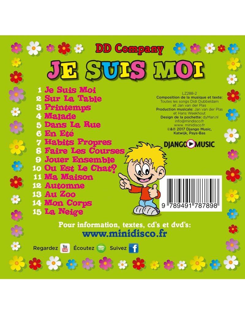 JE SUIS MOI - CD Français