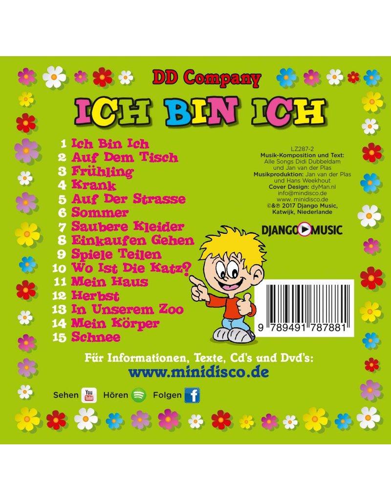Ich Bin Ich CD (Duits)