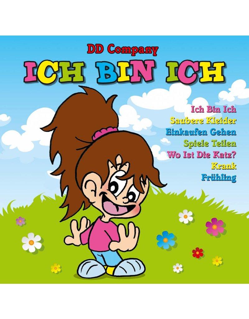 Ich Bin Ich - German CD