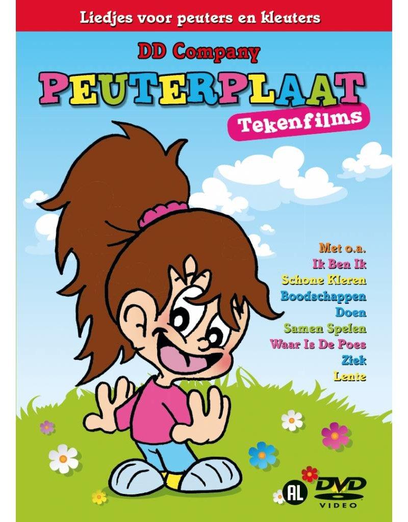 Peuterplaat CD + DVD Oferta, Canciones Infantiles.