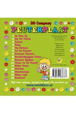 Peuterplaat CD + DVD En Offre