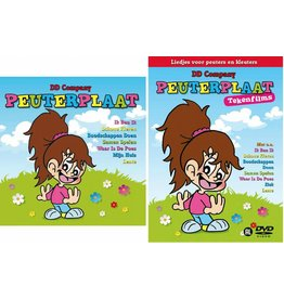 Peuterplaat CD + DVD