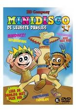 Minidisco DVD #4 + CD #4 (jewelcase) - Copy