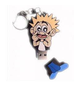 Zie Ginds Komt De Stoomboot USB