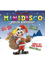Minidisco Vrolijk Kerstfeest CD-Minidisco CD Feliz Navidad - Copy