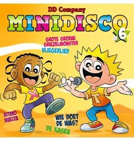 Minidisco Original Minidisco CD #6    NIEUW!!!