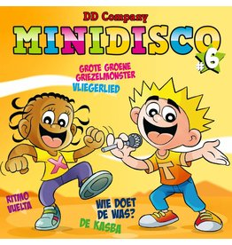 Minidisco Original Minidisco CD #6