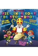 Minidisco - Zie Ginds Komt De Stoomboot - Dutch CD - Copy