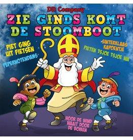 Sinterklaasliedjes op CD