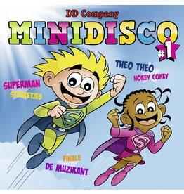 MINIDISCO CD #1 - chansons néerlandaises