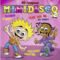 Minidisco CD #1 - niederländische Lieder
