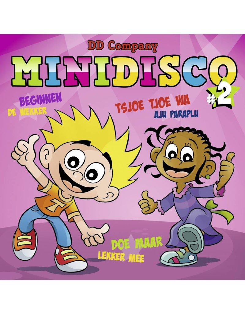 Minidisco CD #2 canciones holandeses