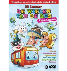 De Wielen Van De Bus Dutch cartoons DVD