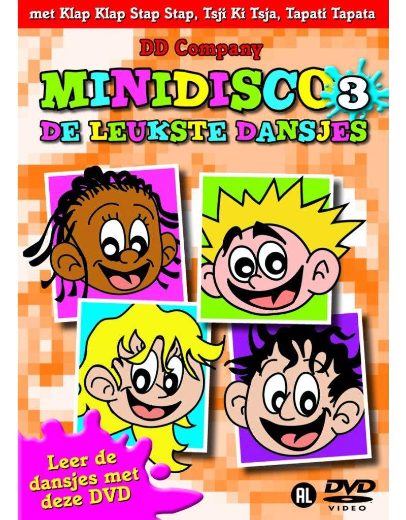 Mini Disco DVD #3