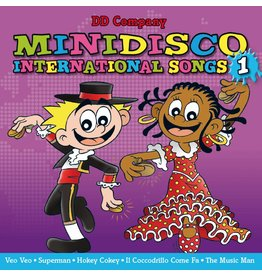 Minidisco international Songs CD # 1