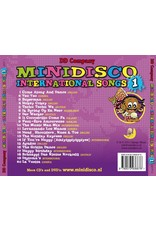 Minidisco International Songs CD #1-Mini, Can.Inter CD # 1