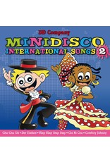Minidisco International Songs CD #2-Minid.Canc.Inter.
