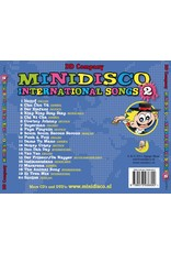 Minidisco International Songs CD #2