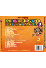 Minidisco International Songs CD #3-Minidisco Intern. can CD # 3
