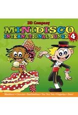 Minidisco INTERNATIONAL CHANSONS CD # 4