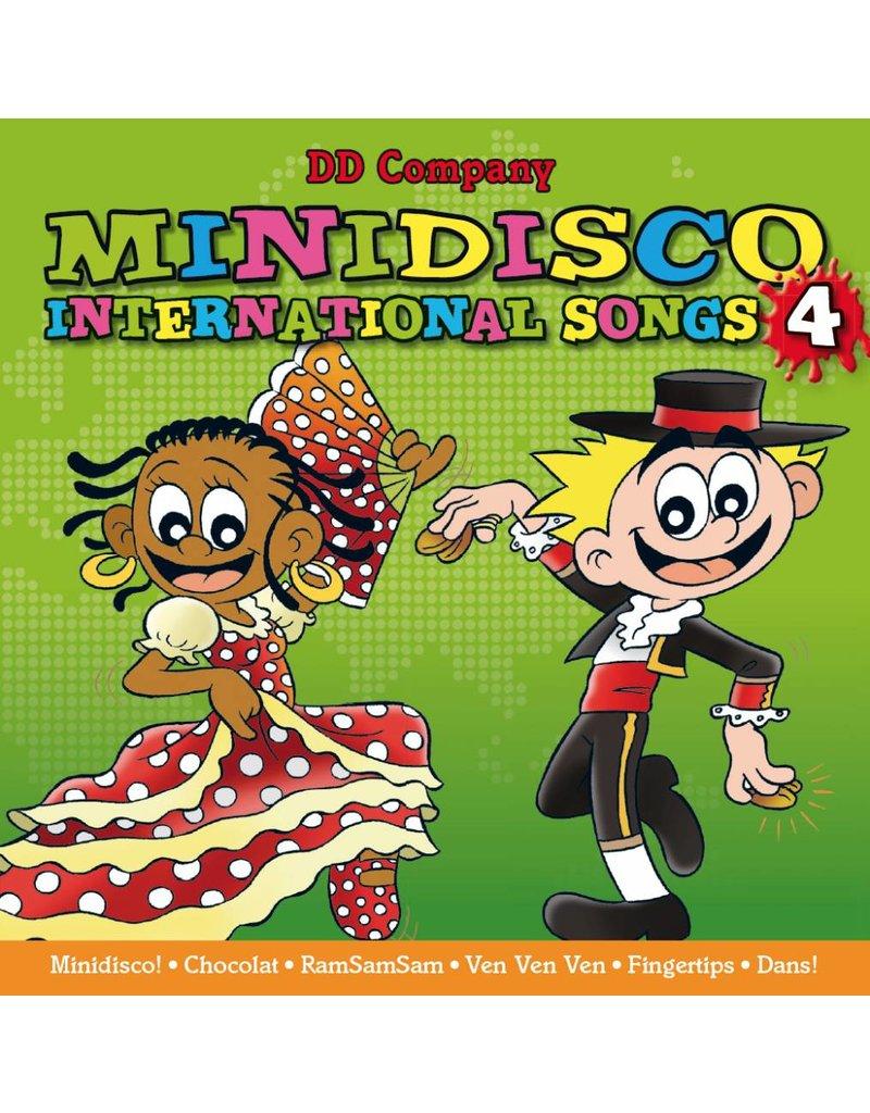 Minidisco International Songs CD #4