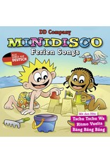 Minidisco Ferien Songs German CD