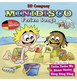Minidisco Ferien Songs
