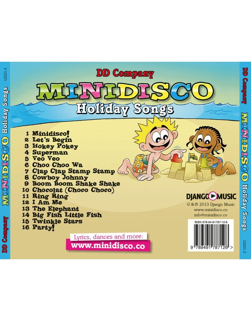 Minidisco vacances Songs