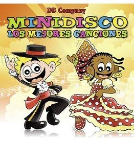 """Minidisco """"Las Mejores Canciones"""" Spanish Songs"""