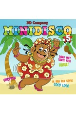 Minidisco Dutch songs CD #5