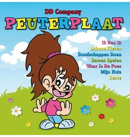 PEUTERPLAAT Néerlandais CD