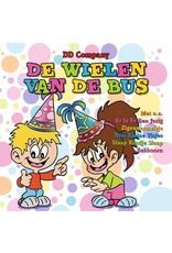 De Wielen Van de Bus CD-Las ruedas del Autobus CD