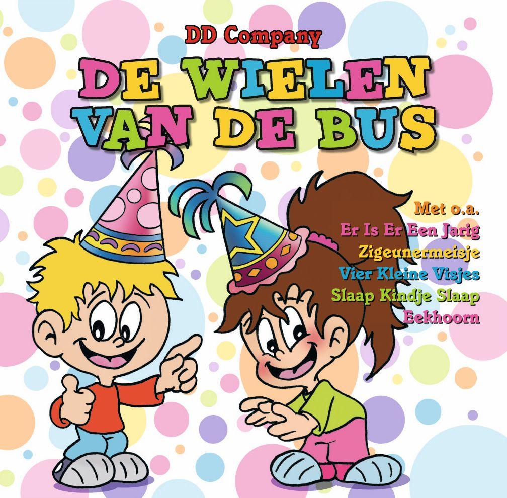 De Wielen Van De Bus Cd Nu Verkrijgbaar Minidisco Nederland