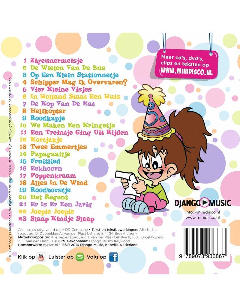 De Wielen Van De Bus CD