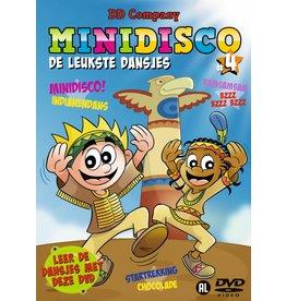 Minidisco niederländische DVD #4