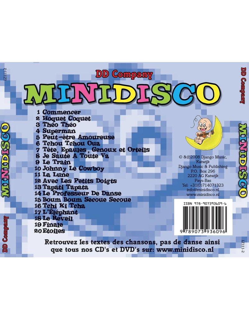 Minidisco Les Meilleurs Exitos - CD frances