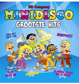 Minidisco Grootste Hits - Dutch CD