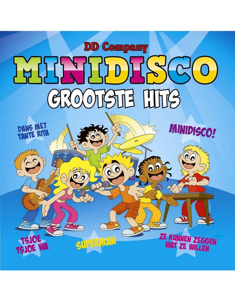 Minidisco Grootste Hits CD-Grande exitos holandes