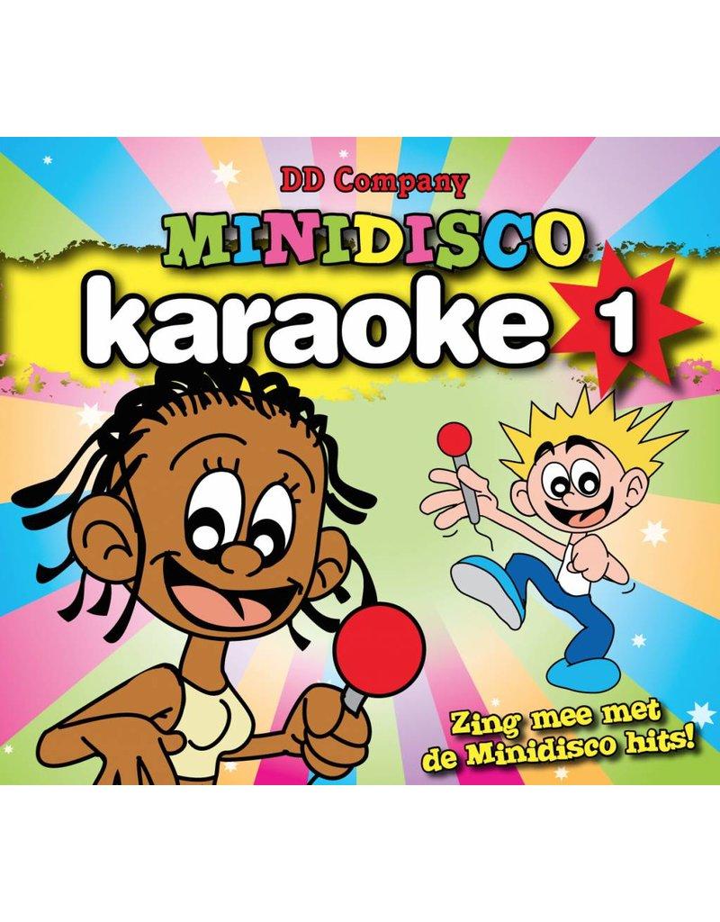 Minidisco Karaoke CD # 1