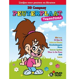 Peuterplaat - Dutch Lieder und Cartoons DVD