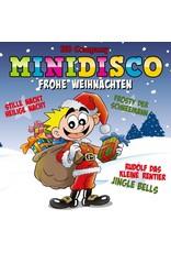 Minidisco Frohe Weihnachten CD/Allemand