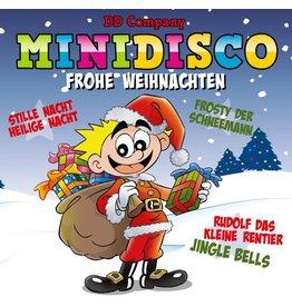 Minidisco Frohe Weihnachten CD/ Allemand