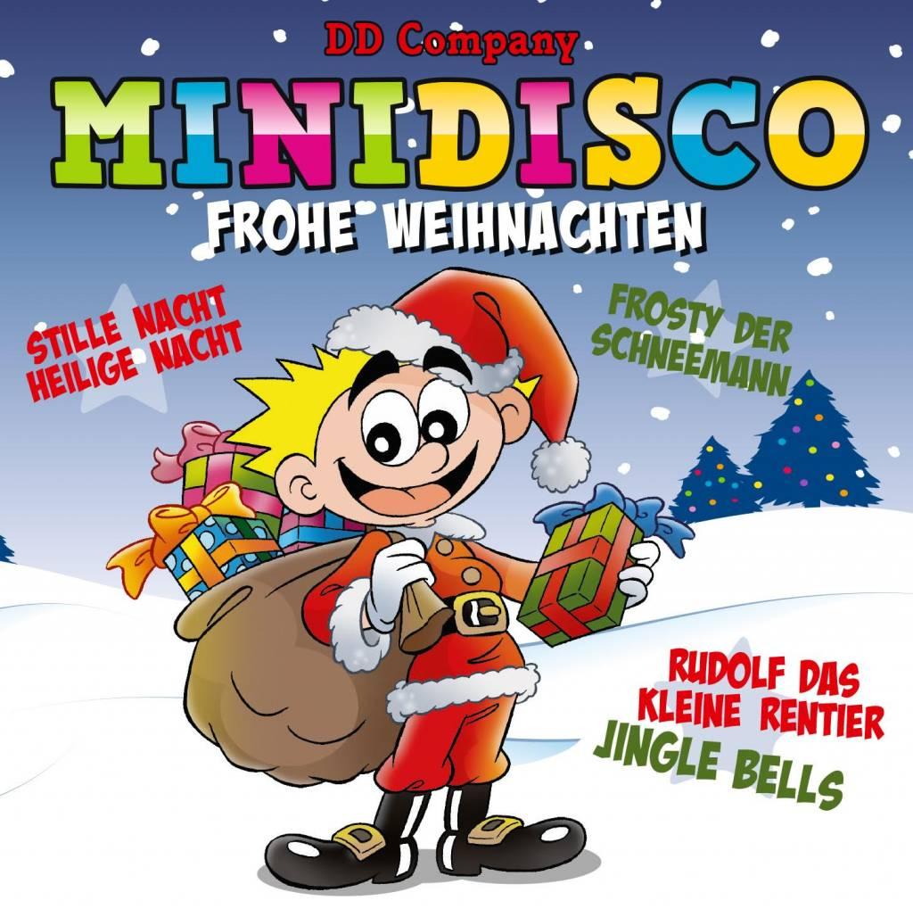 Frohe Weihnachten Cd.Minidisco Frohe Weihnachten German Cd
