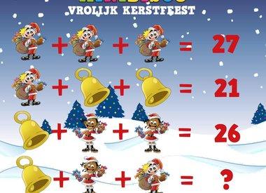 Winnaars Kerstpuzzel!