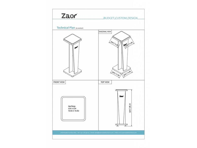 Zaor Croce Stand 36 (Set)