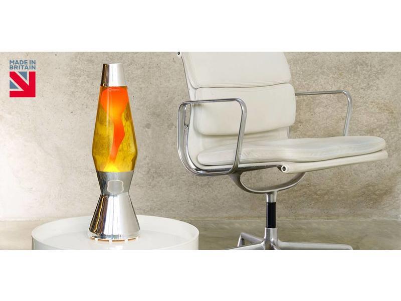 Mathmos Astro Lava Lamp